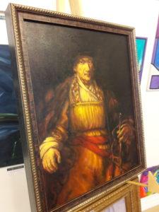 Master Copy Rembrandt