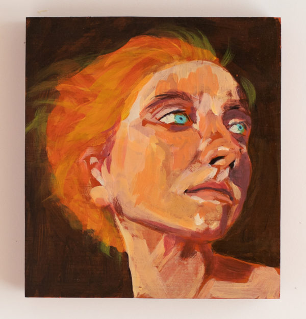 Jocelyn – Original Acrylic Painting by Amanda Webster