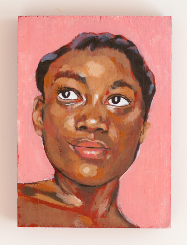 Tori – Original Acrylic Painting by Amanda Webster