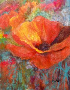 Full Bloom Poppy