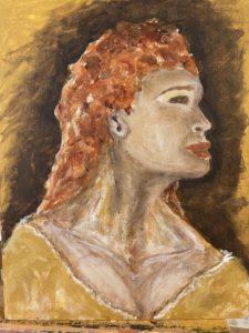 Elegant Jazz Portrait