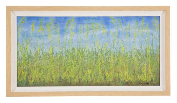 Spring Green ©Linda Snouffer, Botanical Printmaker