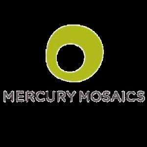 Mercury Mosaics Logo