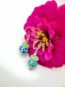 PAG dangley earrings