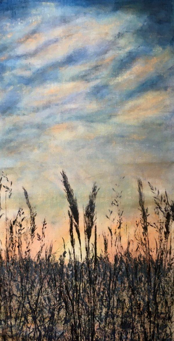 Quiet of the Morning ©LindaSnouffer,BotanicalPrintmaker