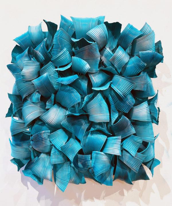 Sapphire Sculpture