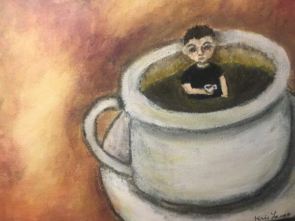 Coffee tea or earl gray