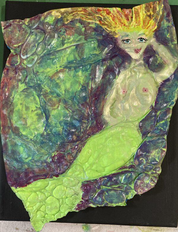 Mermaid tyvek